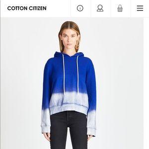 """Cotton citizen """"Manhattan"""" glitter hoodie"""